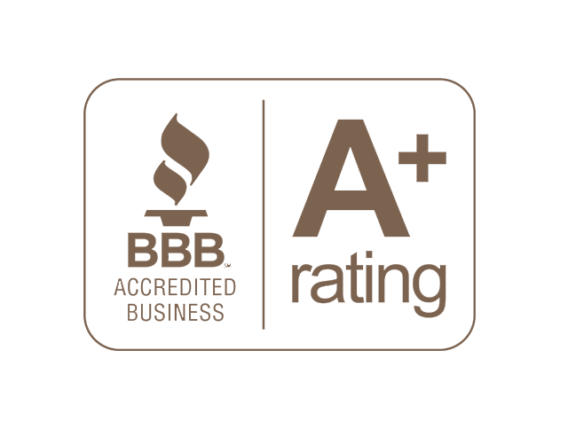 Fencemaster BBB A+Rating Badge