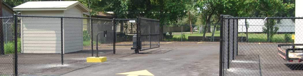 Commercial Access Control Units Houston Gates