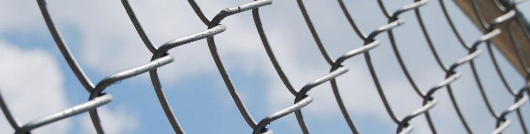 commercial chain link fence in houston areas