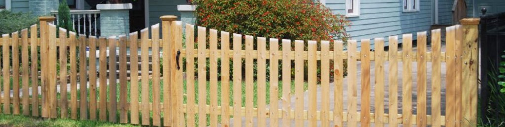 Simple maintenance on a wood fence ensures you a lifetime of it protecting your home.
